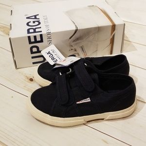 NWT Superga Sneakers, Navy US sz 12.5
